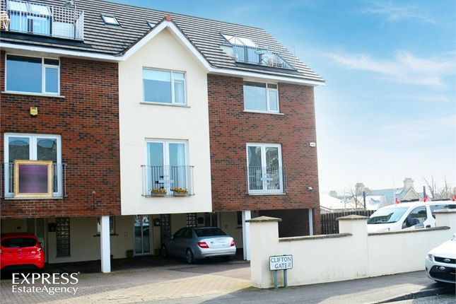 Thumbnail Town house for sale in Clifton Gate, Bangor, County Down