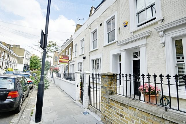 Thumbnail Terraced house to rent in Waterford Road, Fulham
