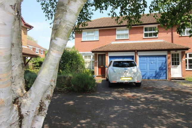 Thumbnail End terrace house to rent in Haydock Close, Alton