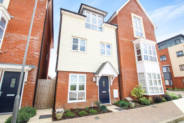 Thumbnail Semi-detached house for sale in Stocklake, Aylesbury