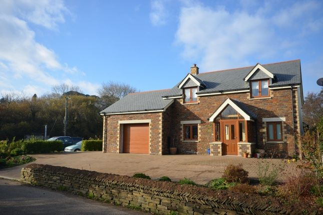 Thumbnail Detached house for sale in Mill Road, Bolingey, Perranporth