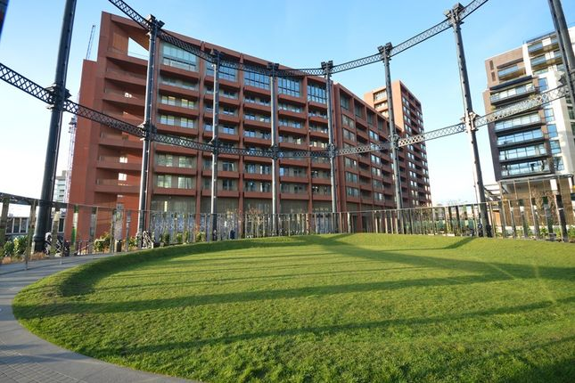 Thumbnail Flat to rent in Tapestry Townhouse, Canal Reach, Kings Cross, London
