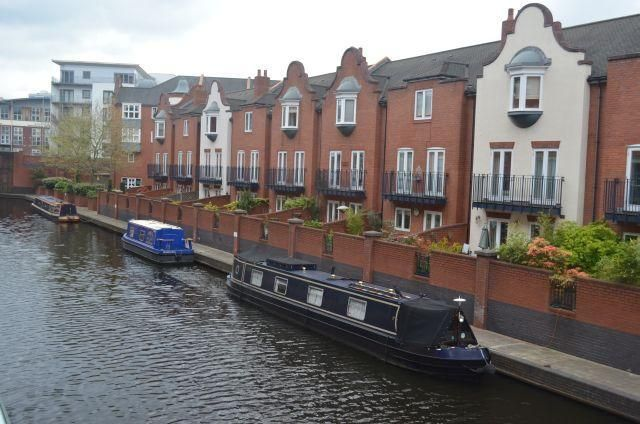Thumbnail Flat to rent in Symphony Court, Brindley Place, Birmingham