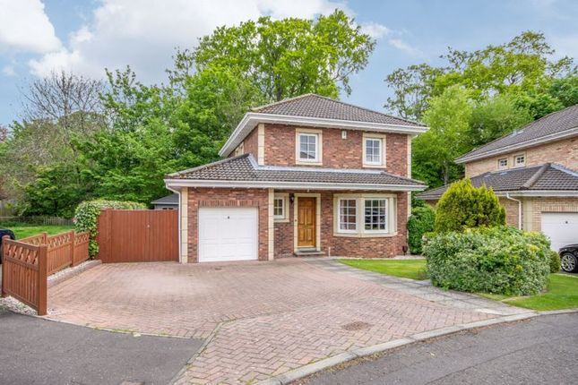 Thumbnail Detached house for sale in Donibristle Gardens, Dalgety Bay, Dunfermline