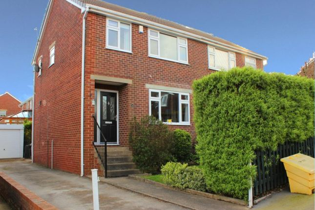 Thumbnail Semi-detached house for sale in Highfield View, Gildersome, Morley, Leeds