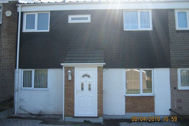 Thumbnail Terraced house to rent in Bantock Way, Harborne, Birmingham