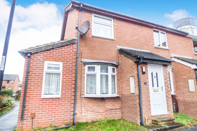 Thumbnail Semi-detached house to rent in Windmill Court, Newcastle Upon Tyne