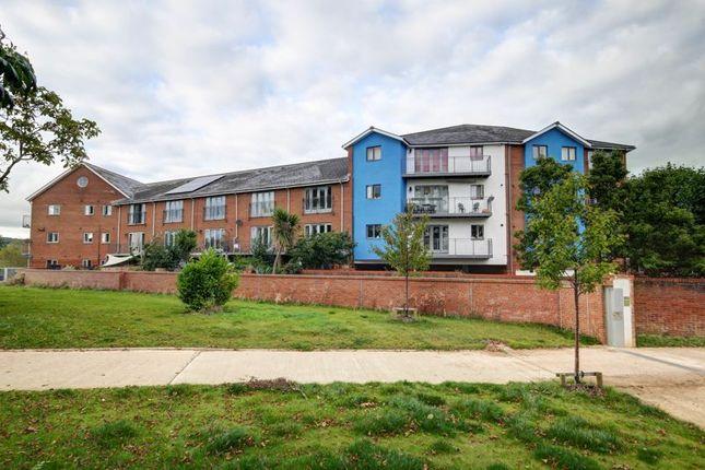Thumbnail Flat to rent in Bonhay Road, Exeter