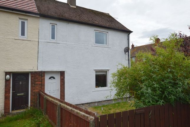 Thumbnail Semi-detached house for sale in 65 Dean Drive, Tweedmouth, Berwick-Upon-Tweed