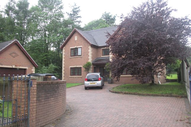 Thumbnail Detached house for sale in Clos Bryngwili, Hendy, Swansea