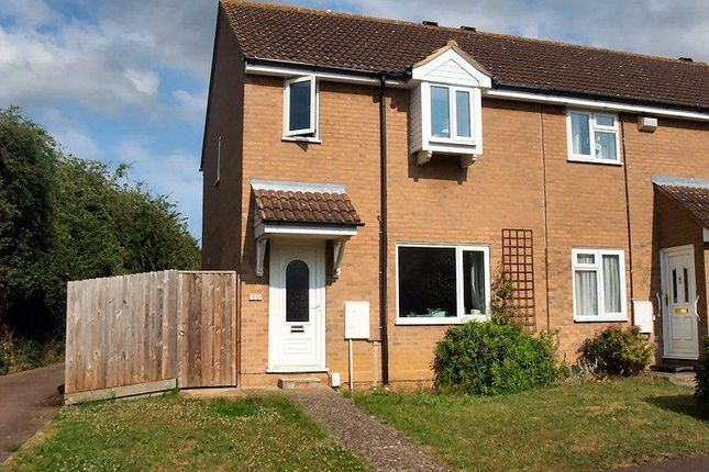 Thumbnail Terraced house to rent in Waveney Road, St. Ives, Huntingdon