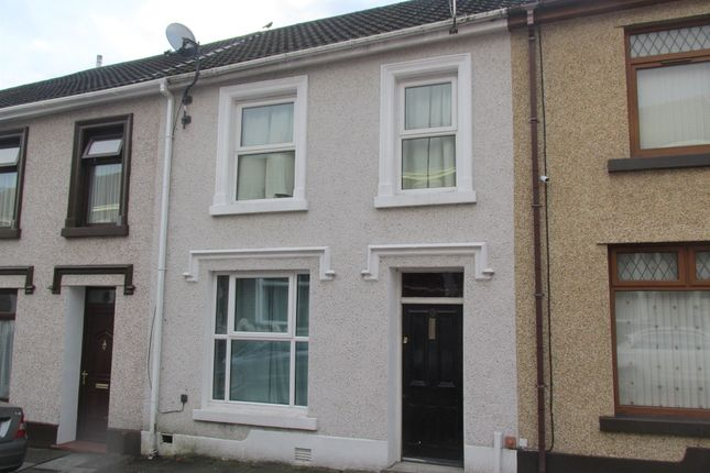 Thumbnail Terraced house for sale in Brunswick Street, Merthyr Tydfil