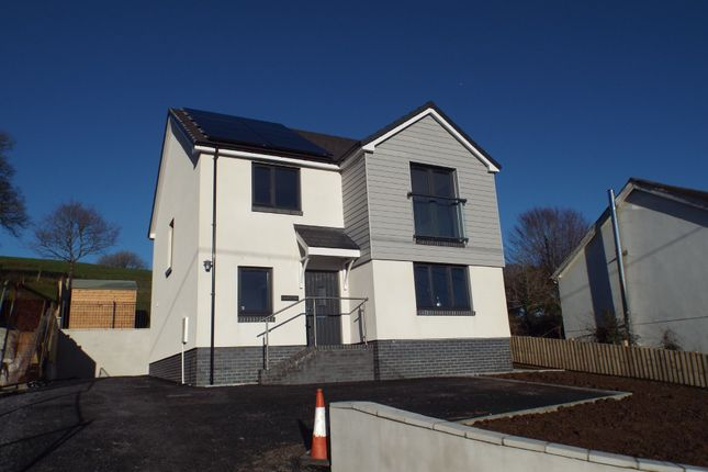 Thumbnail Detached house for sale in Capel Seion Road, Drefach, Llanelli