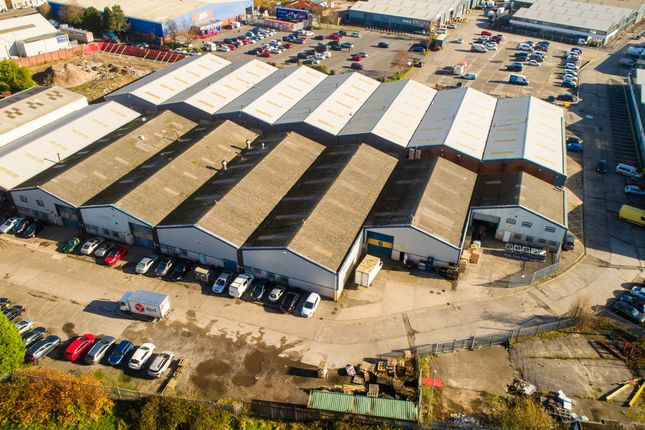 Thumbnail Industrial to let in Units 1-7 Cwmdu Parc, Swansea