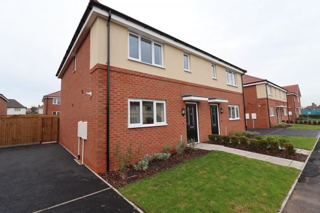 External (Main) of Fourth Avenue, Edwinstowe, Mansfield NG21