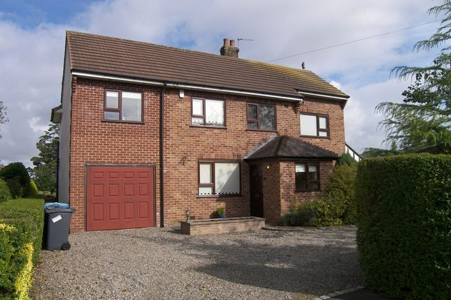 Thumbnail Detached house for sale in Ribby Road, Wrea Green, Preston