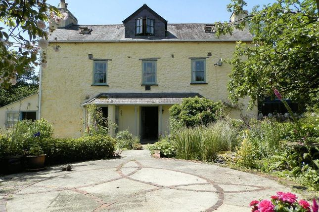 Thumbnail Farmhouse for sale in Near Felingwm Isaf, Nantgaredig, Carmarthen, Carmarthenshire