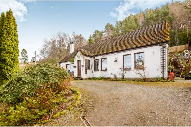 Thumbnail Detached bungalow for sale in Foyers, Inverness