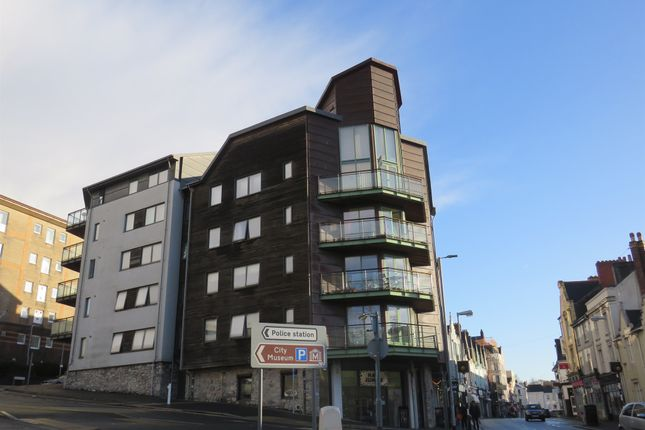 Thumbnail Flat for sale in Ebrington Street, Central, Plymouth