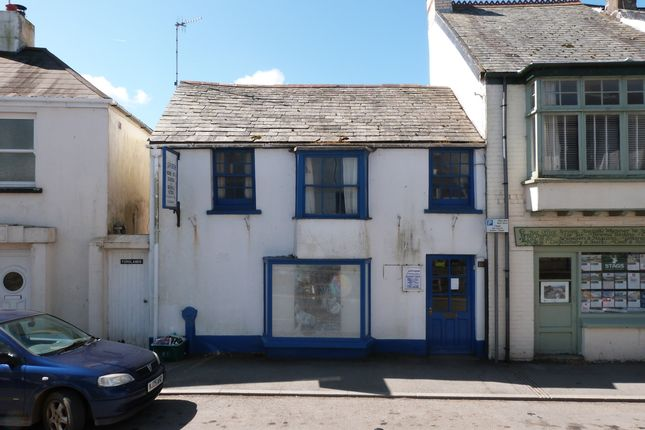Thumbnail End terrace house for sale in Fore Street, Hartland