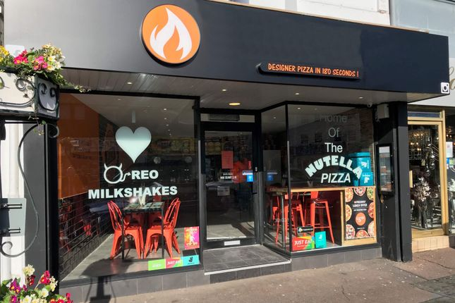 Thumbnail Commercial property for sale in Pizza Restaurant/Takeaway, Bournemouth