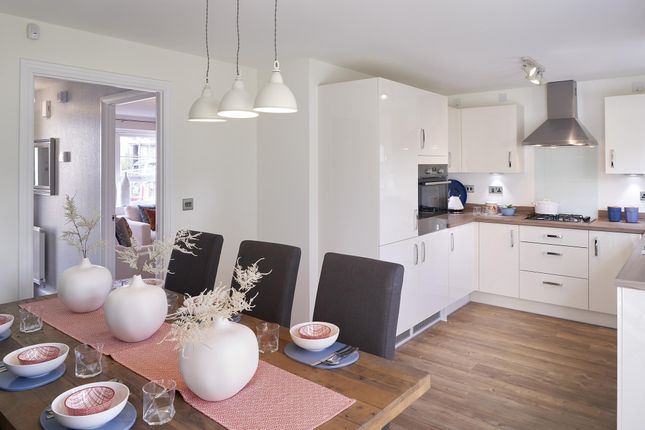 """Thumbnail Detached house for sale in """"Hemsworth"""" at Llantrisant Road, Capel Llanilltern, Cardiff"""
