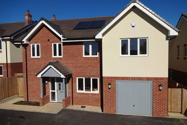 Thumbnail Detached house for sale in Plot 2 Oak House, Bank Villa, Halfway House, Shrewsbury