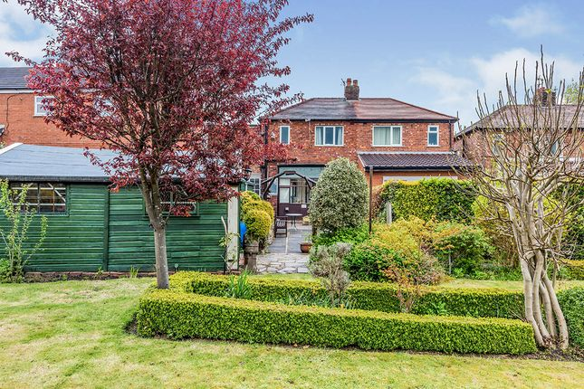 3 bed semi-detached house for sale in Rayner Street, Offerton, Stockport, Cheshire SK1