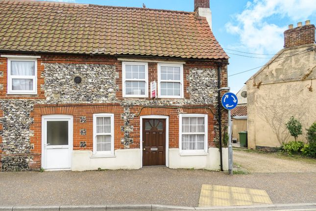 Thumbnail End terrace house for sale in London Street, Swaffham