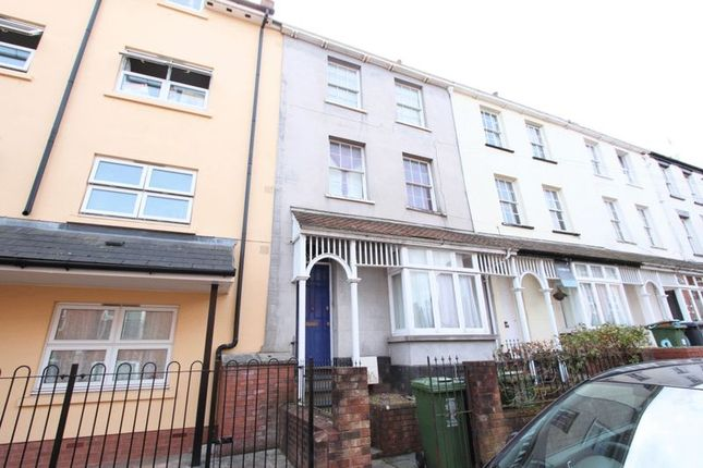 Thumbnail Terraced house for sale in Longbrook Terrace, Exeter