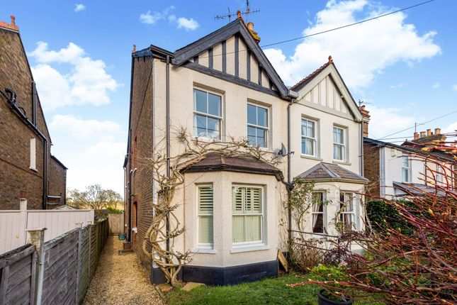 Thumbnail Semi-detached house to rent in Hedsor Road, Bourne End