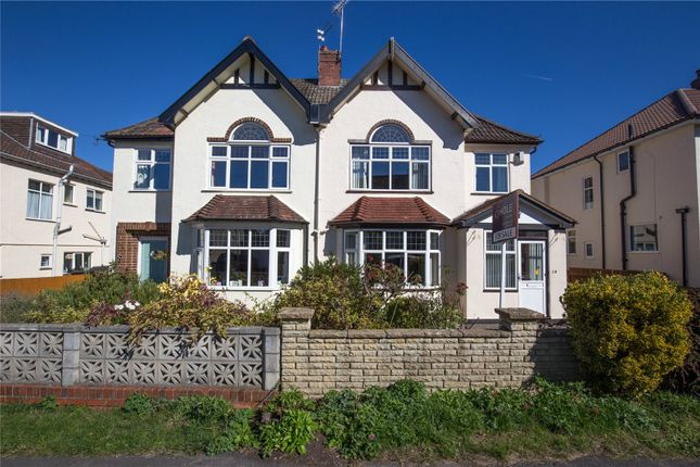 Thumbnail Semi-detached house for sale in Rockside Drive, Henleaze, Bristol