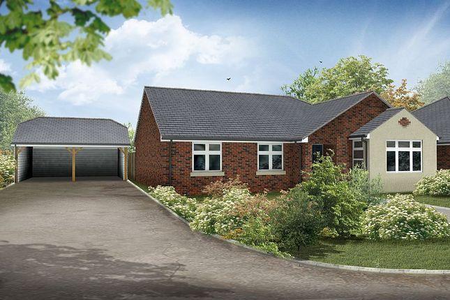 Thumbnail Detached bungalow for sale in Churchfields, Harrietsham, Maidstone, Kent