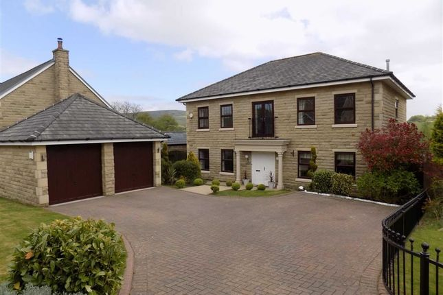 Thumbnail Detached house for sale in Hockerley New Road, Whaley Bridge, High Peak