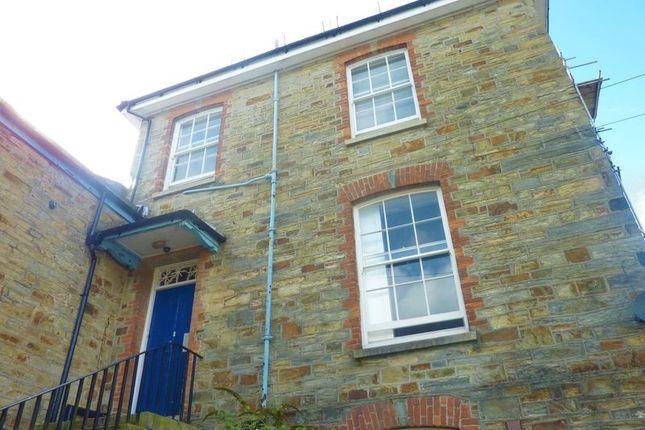 Thumbnail Flat to rent in Market Street, Bodmin