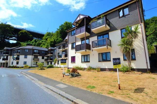 Thumbnail Flat to rent in Daws Court, Old Ferry Road, Saltash, Cornwall