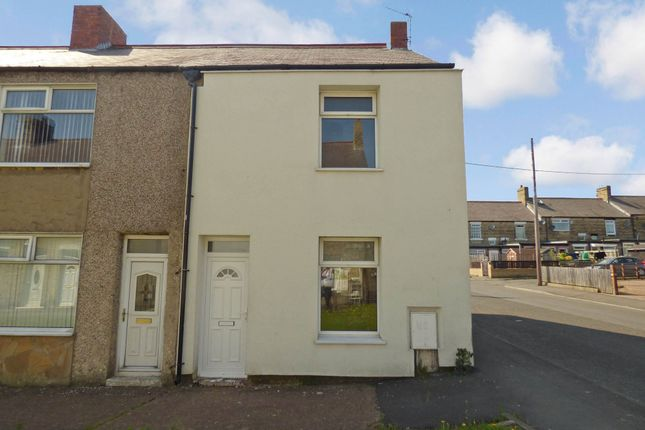 2 bed terraced house to rent in Mersey Street, Chopwell, Newcastle Upon Tyne NE17