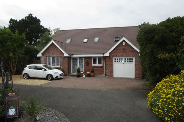 Thumbnail Detached house for sale in Lloyd Terrace, Chickerell Road, Chickerell, Weymouth