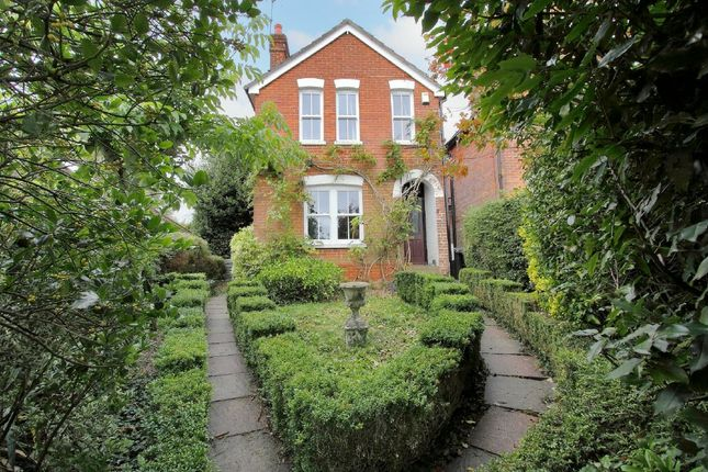 Thumbnail Detached house for sale in Charlton, Andover