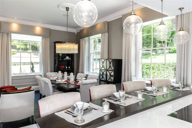 Thumbnail Flat for sale in The Drive, Ickenham, Middlesex