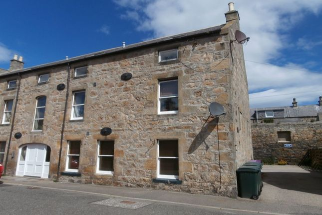 Thumbnail Flat to rent in Granary Street, Burghead, Elgin