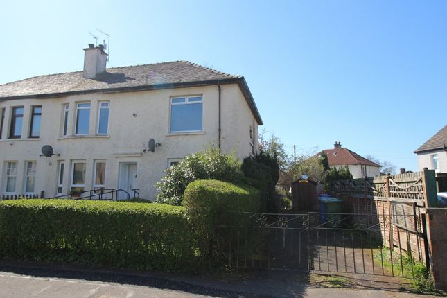 Thumbnail Flat to rent in Moat Avenue, Knightswood, Glasgow