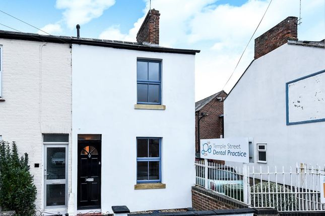 Thumbnail End terrace house for sale in Temple Street, Oxford