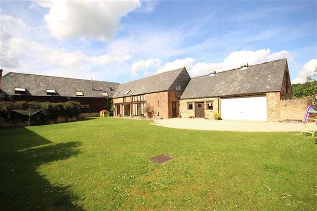 Thumbnail Barn conversion to rent in Little Coxwell, Faringdon
