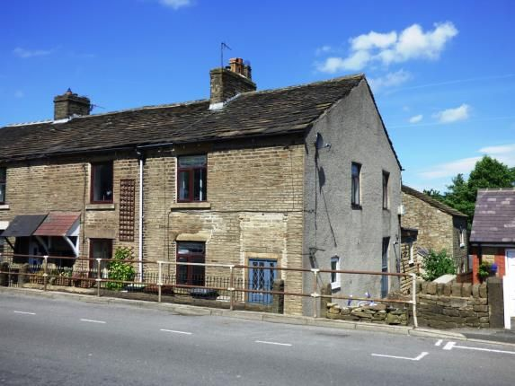 Thumbnail End terrace house for sale in Buxton Road, Furness Vale, High Peak, Derbyshire
