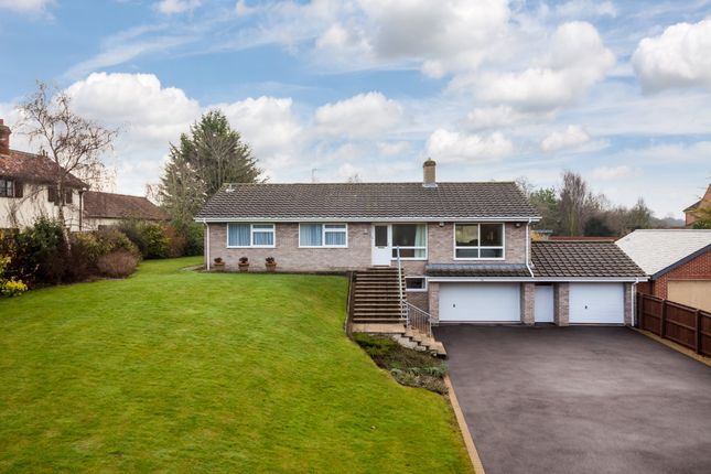 Thumbnail Detached bungalow for sale in Windmill Hill, Exning, Newmarket