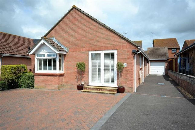 Thumbnail Detached bungalow for sale in Hillbarn Avenue, Sompting, Lancing, West Sussex