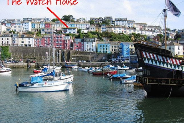 Thumbnail Property for sale in North View Road, Brixham