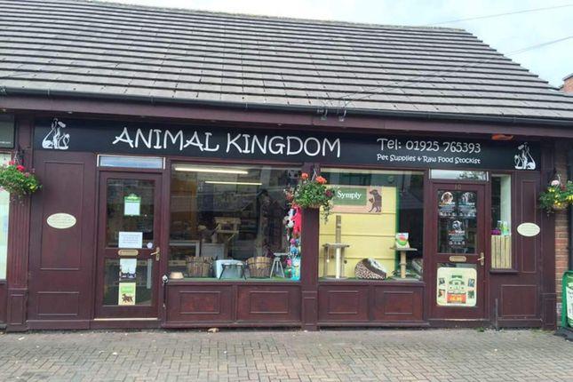 Thumbnail Retail premises for sale in Church Lane, Culcheth, Warrington