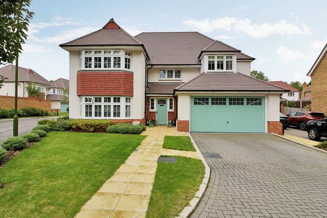4 bed detached house for sale in Haynes Way, Pease Pottage, Crawley, West Sussex